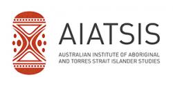 Logo for AUSTRALIAN INSTITUTE OF ABORIGINAL AND TORRES STRAIT ISLANDER STUDIES (AIATSIS)