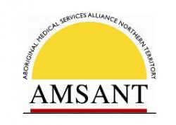 Logo for AMSANT