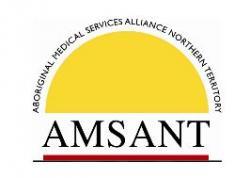 Logo for AMSANT