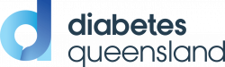 Logo for Diabetes Queensland