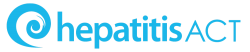 Logo for HEPATITIS ACT