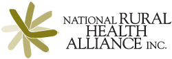 Logo for NATIONAL RURAL HEALTH ALLIANCE