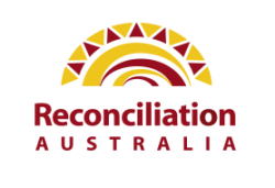 Logo for RECONCILIATION AUSTRALIA