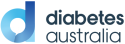 Logo for DIABETES AUSTRALIA