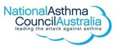 Logo for the National Athsma Council Australia