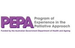Logo for The Program of Experience in the Palliative Approach