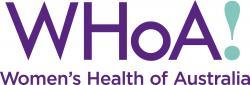 Logo for WOMEN'S HEALTH AUSTRALIA